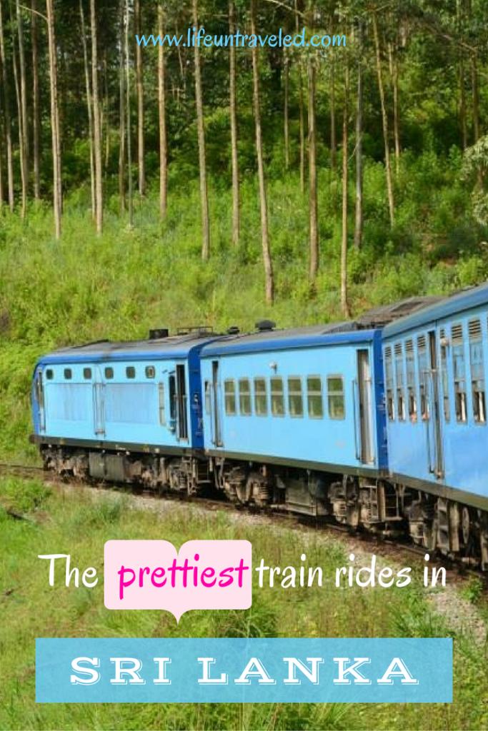 prettiesttrainridessrilanka