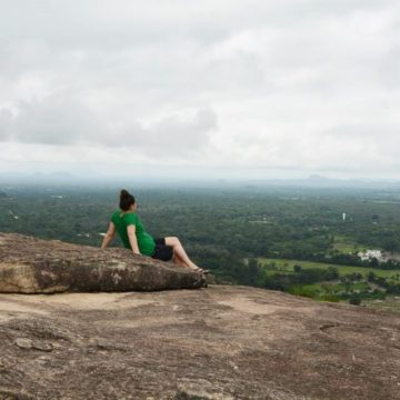 Pidurangala Rock: And Why We Didn't Climb Sigiriya