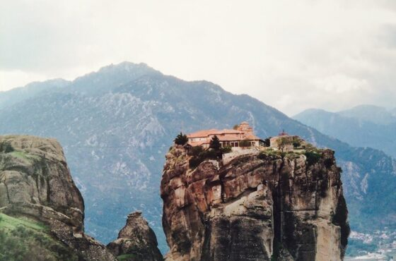 Monks Kissing the Sky – Visiting the Monasteries of Meteora