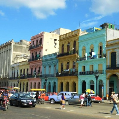The Colors of Havana