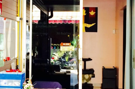 The Tale of my Thai Massage