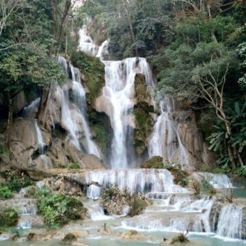Kuang Si Waterfalls: Where Have You Been All My Life?