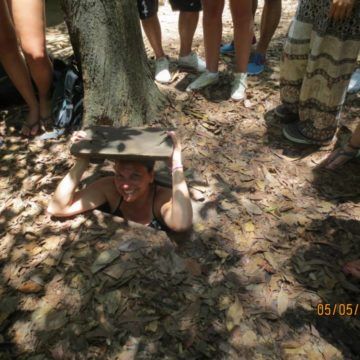 Visiting the Cu Chi Tunnels and Why I Didn't Like It