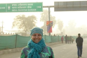A Celebration At The India/Pakistan Border