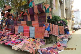 The Colorful Diversity of Bac Ha Market