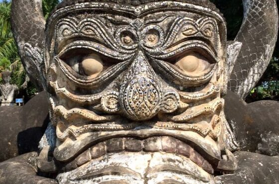 Xieng Khuan: The Weird And Wonderful Buddha Park Of Laos