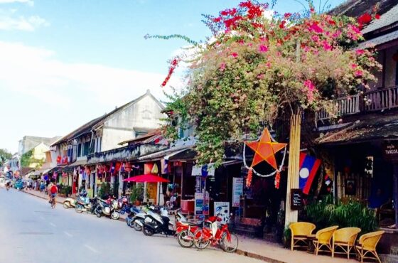 The Day Luang Prabang Cast a Spell on Me