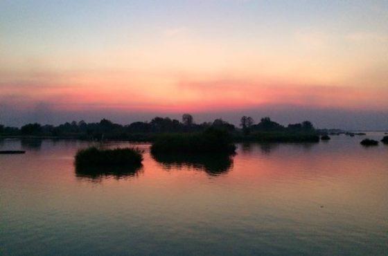 Indulging in Sweet Nothingness on Don Det Island