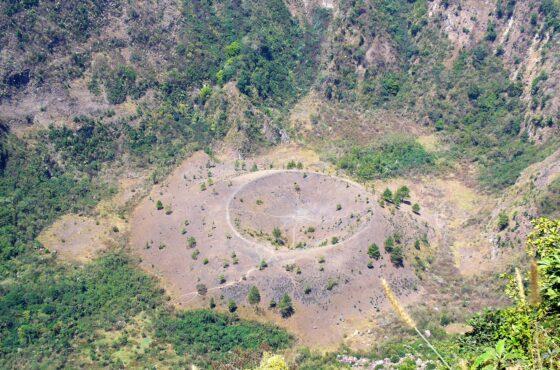 San Salvador Volcano – From Deep Within the Belly of El Salvador