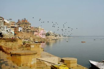 The Holy City of Varanasi – Where Life Returns to Ashes