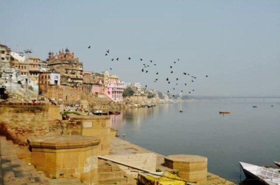 The Holy City of Varanasi – Where Life Returns to Ashes