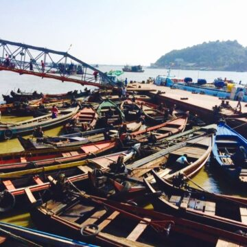 Olfactory Memories of Myeik