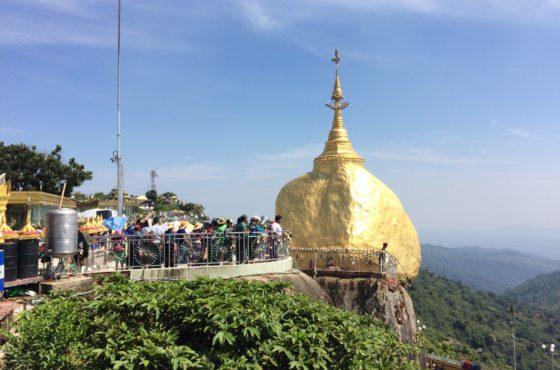 Visiting Mount Kyaikhtiyo and the Sacred Golden Rock