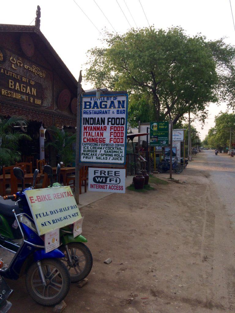 Nyaung U - Bagan